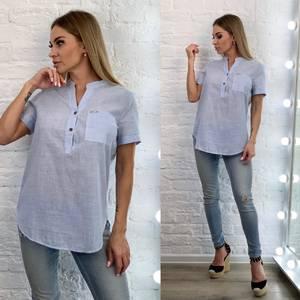 Блуза с коротким рукавом А33517