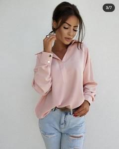 Блуза с длинным рукавом А33666
