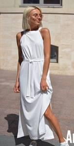 Платье длинное летнее Ч2932