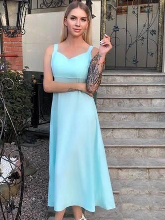 Платье короткое летнее Ч2516