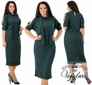 Платье короткое нарядное Ш8127