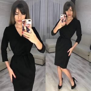 Платье короткое элегантное Ш8161