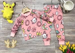 Пижама на флисе Ш0369