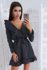 Платье короткое современное Ю3076