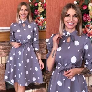 Платье короткое современное Ю6494