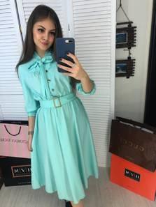 Платье Ю7661