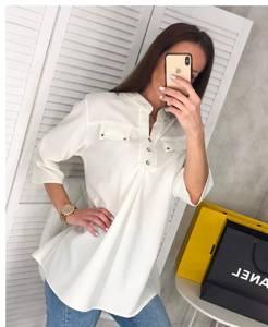 Блуза офисная Ю9659