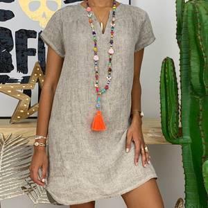 Платье короткое летнее Я0285