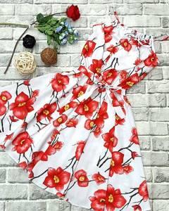 Платье короткое летнее Я1483