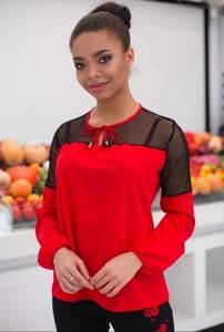 Блуза с длинным рукавом Я2066
