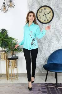 Рубашка с длинным рукавом Я2104