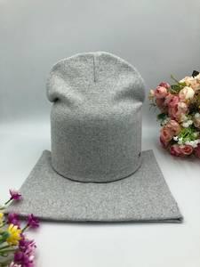 Шапка и шарф Хомут А08104