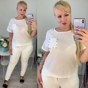 Блуза нарядная Ч1795
