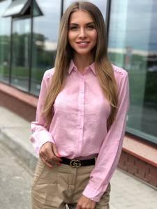 Рубашка с длинным рукавом Ч9545