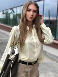 Рубашка с длинным рукавом Ч9546
