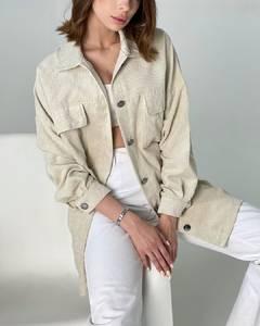Рубашка с длинным рукавом А55073