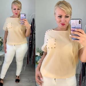 Блуза нарядная Ч1800