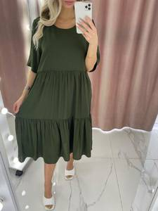 Платье короткое летнее А37872