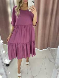 Платье короткое летнее А37873