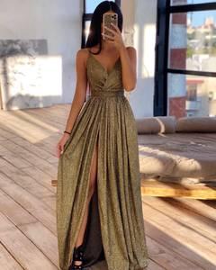 Платье длинное нарядное А16182