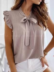 Блуза без рукавов А30161