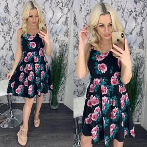 Платье короткое летнее Ч3310