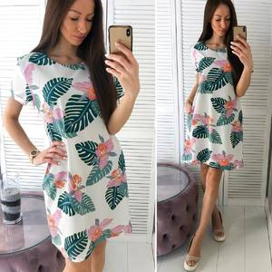 Платье короткое летнее Ч4442
