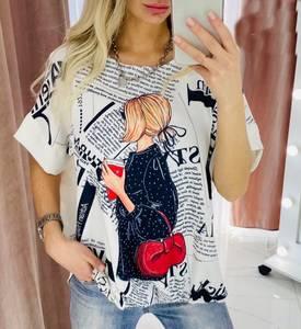 Блуза нарядная А40644