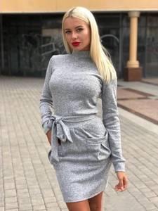 Платье короткое Ю1450