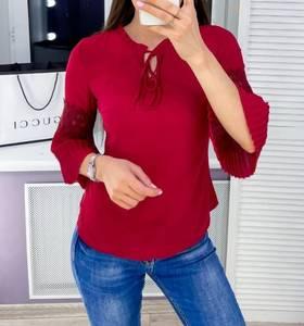 Блуза для офиса Ю3146