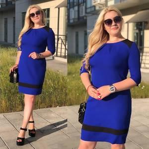 Платье короткое нарядное Ю4330