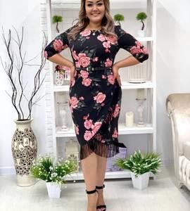 Платье короткое облегающее Ю6186
