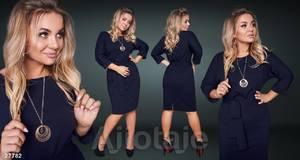 Платье короткое современное Ю6427