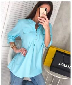 Блуза офисная Ю9660