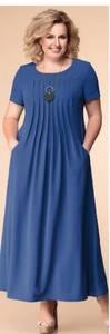 Платье длинное летнее Я0626