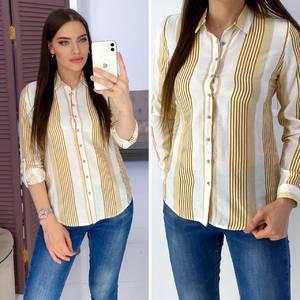 Рубашка с длинным рукавом Я6964