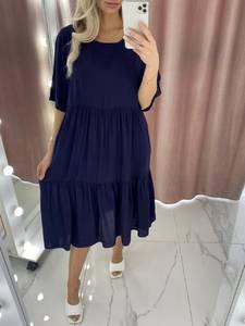 Платье короткое летнее А37874