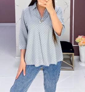 Блуза нарядная А40263