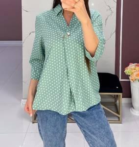 Блуза нарядная А40264