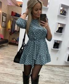 Платье Ю7401