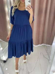 Платье короткое летнее А37876