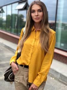 Рубашка с длинным рукавом Ч9553