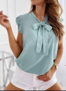 Блуза без рукавов А30162