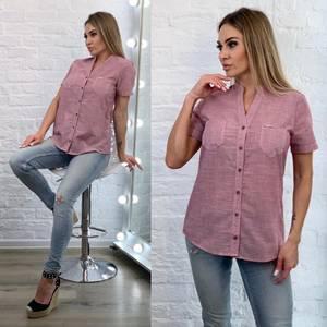 Рубашка с коротким рукавом А33519