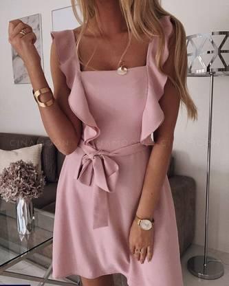 Платье короткое летнее Ч2457