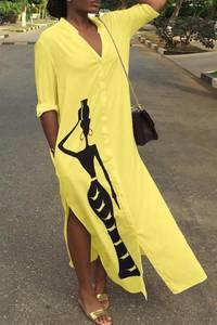 Платье длинное А37627