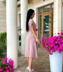 Платье длинное летнее А46726