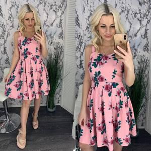 Платье короткое летнее Ч3311