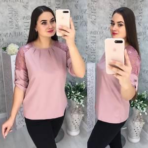 Блуза для офиса Ч4398