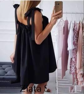 Платье короткое современное Ч4409